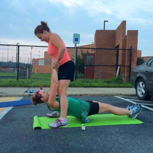 FirstBootCampSupinePlank Row