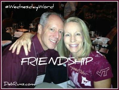 WednesdayWordFriendship