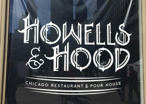 HowellsAndHoodRestaurant
