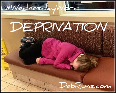 WednesdayWordDeprivation