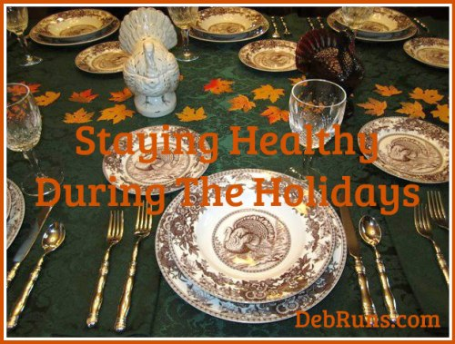 StayingHealthyHolidaysPoster