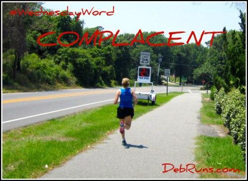 WednesdayWordComplacent