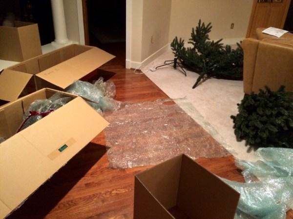 ChristmasTreeMess