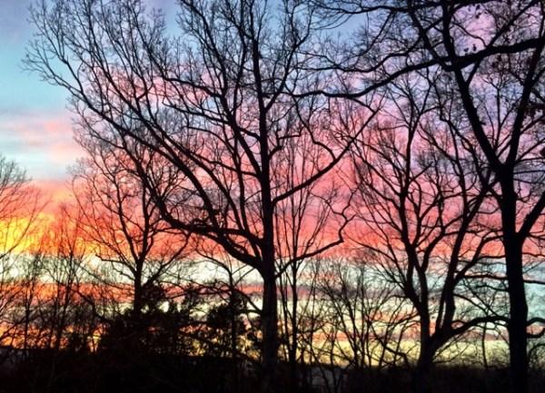 SunsetFromDeck
