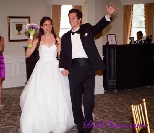 WeddingJulieJosephReceptionEntranceSignature