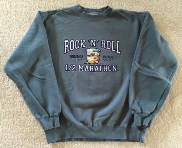 RockNRollVaBeachSweatshirt