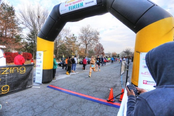 2016AFThanksgiving10K5KDebFinishing