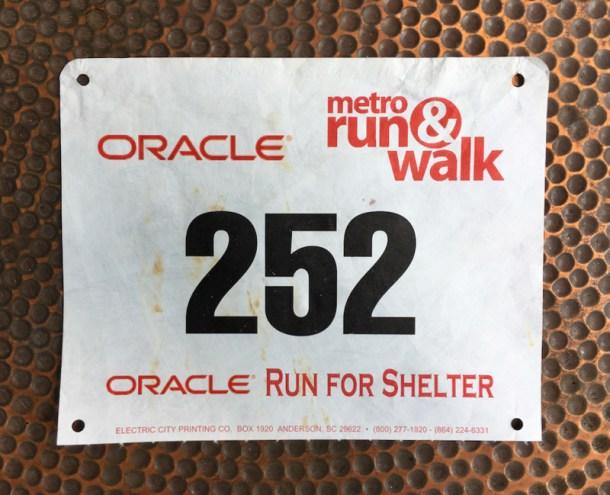 LAWS Run For Shelter Half Marathon