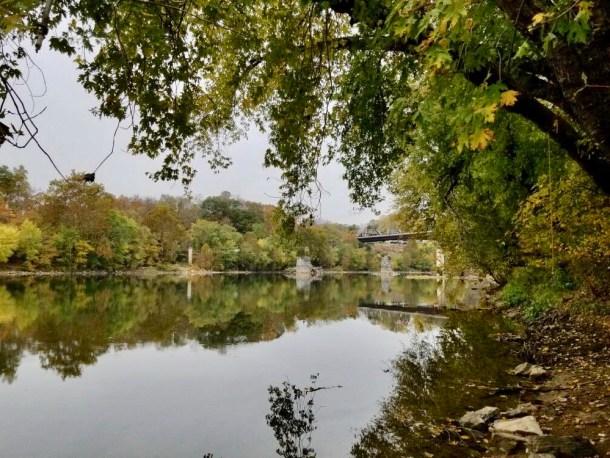 Fall C&O Canal Trail Ride