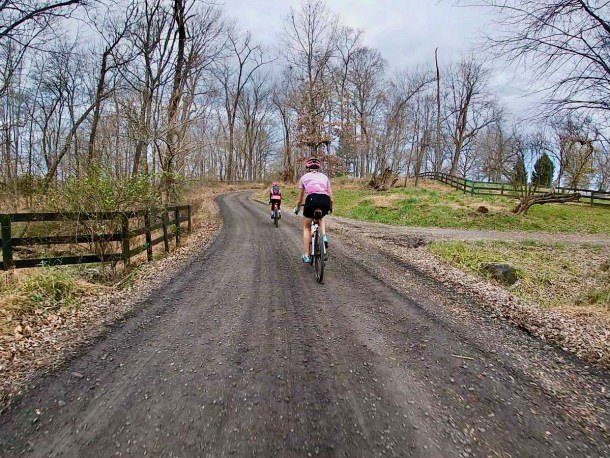 30 Miles of Leesburg Gravel and Hills