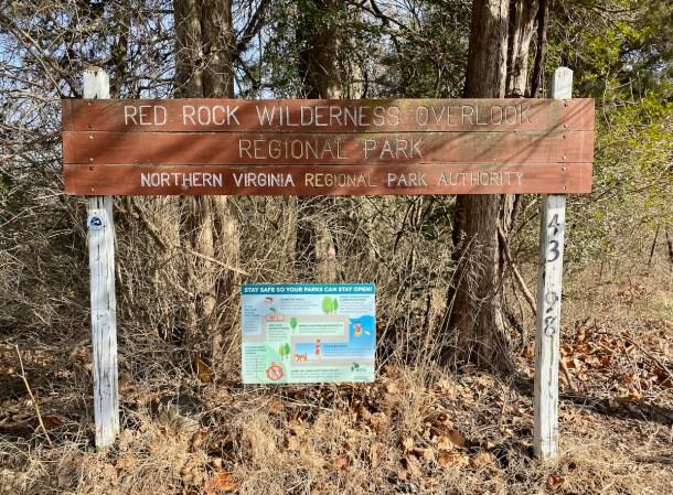 Red Rocks Wilderness Overlook