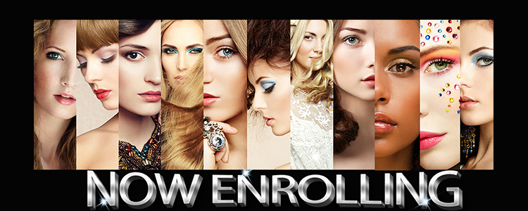 Now Enrolling for Classes in Cosmetology, Nail Technology & Esthetics
