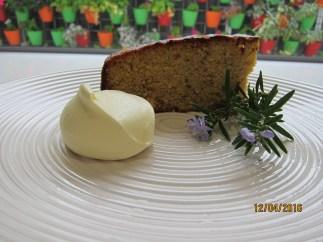 Orange and Rosemary Polenta Cake 002