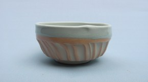 Wood fired porcelain
