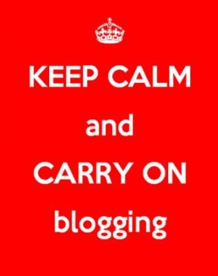I Feel A Blogging Headache Coming On.