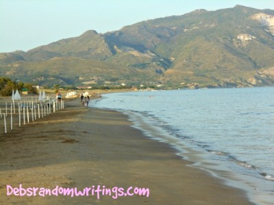 Lagana beach