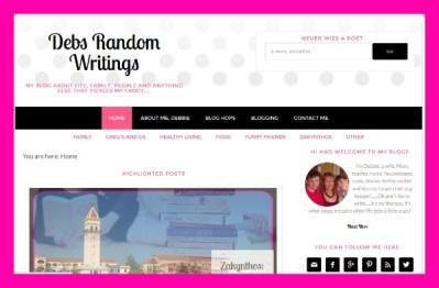 Why I Blog…