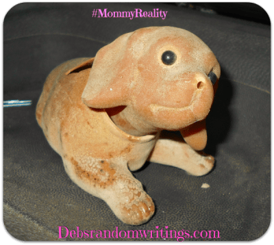 Mommy Reality #20 – I Just Can't Get Rid Of My Manky Nodding Dog!