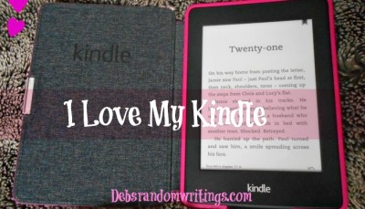 My Love…My Kindle…