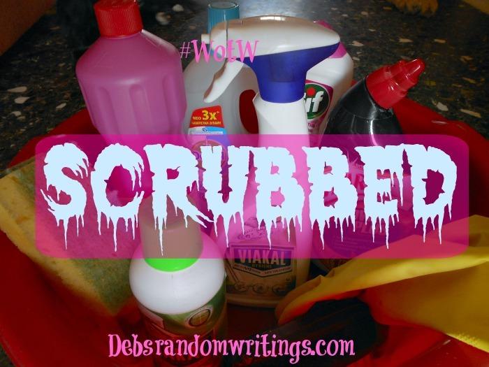 Scrubbed