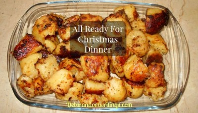 How To Cook Christmas Dinner In Advance