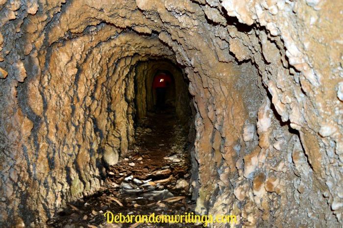 Man made tunnels