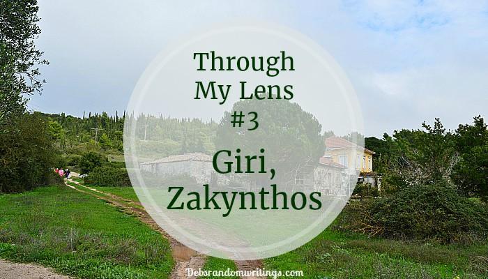 Giri, Zakynthos