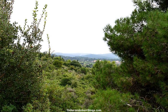 Geri, Zakynthos