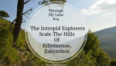 The Hills of Kiliomenos