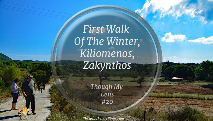 Kiliomenos-The First Walk Of The Winter