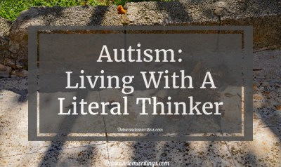 Living with a literal thinker