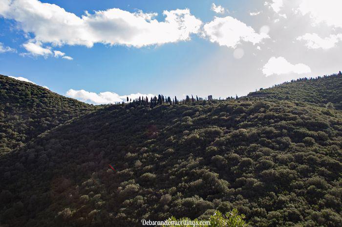 Hike at Orthonies