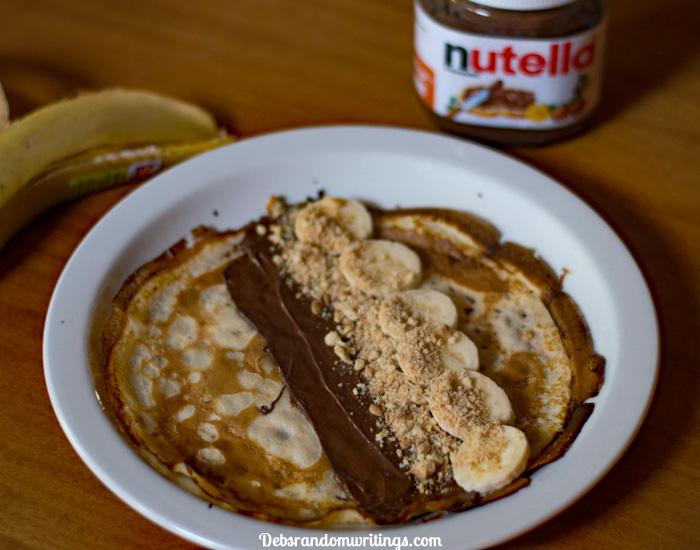 Pancake toppings