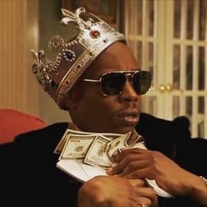 dave chapelle holding money