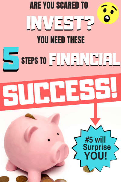 investing for beginners 5 tips for investment success