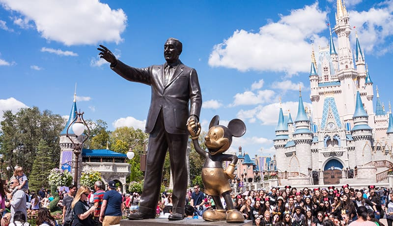 Should You Go To Disney Or Pay Off Debt