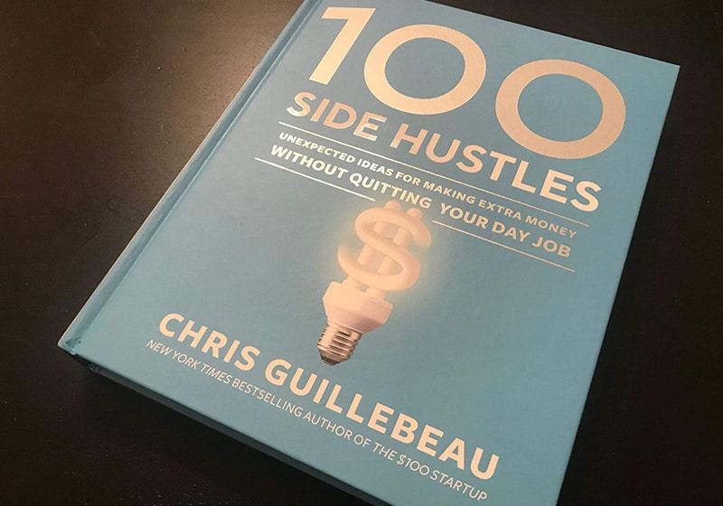Why You Should Listen to Chris Guillebeau And Side Hustle