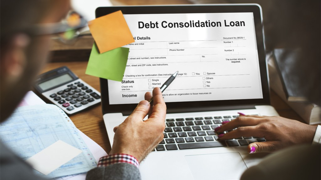 WHAT IS A CONSOLIDATION LOAN, ANYWAY?