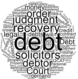 Debt Recovery Solicitors Queensland Brisbane Sunshine Coast