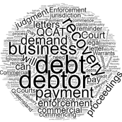 Commercial Debt Recovery