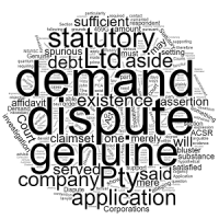 Setting Aside Statutory Demand – Complete Guide