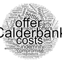 Settling Litigation Early – Calderbank Offers