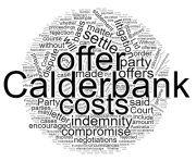 Calderbank Offers - Settling Litigation Early - Debt Recovery Lawyers