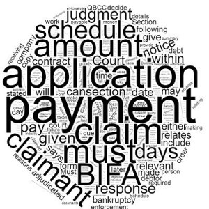 How to Make an Adjudication Application in Queensland