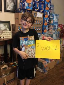 Kid Entrepreneur of the Year 2017 is 7-Year Old Kaden Newton