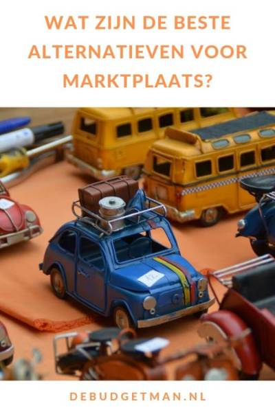 wat zijn de beste alternatieven voor marktplaats? #besparen #shoppen #budget #DeBudgetman
