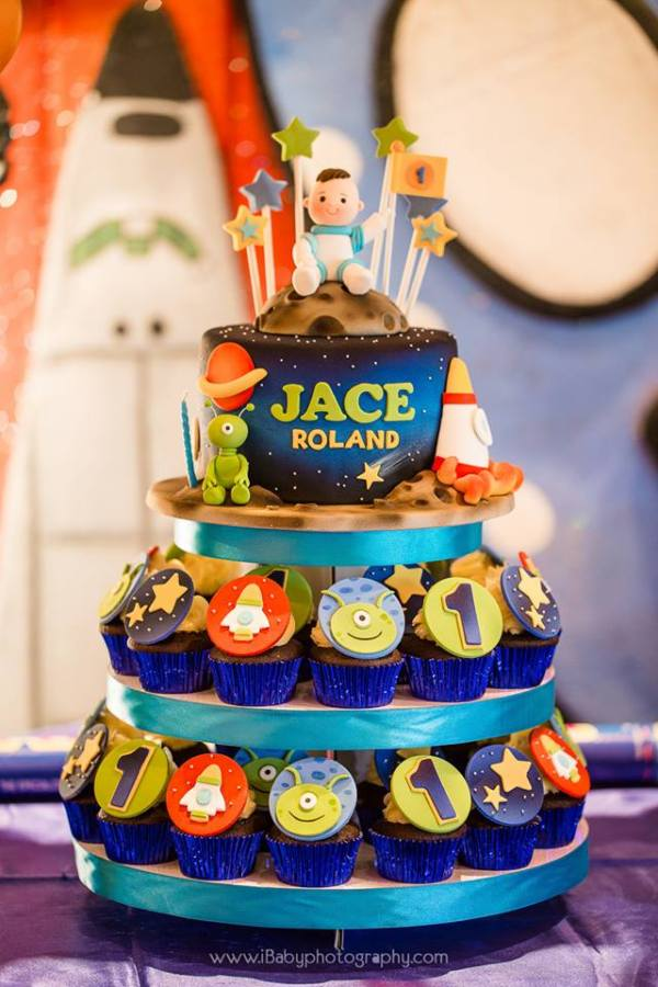 Jace Roland's Outer Space Party: Suppliers Review Part 1