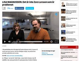 Magnusson and antibiotics