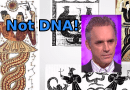 Jordan Peterson Wrongly Claims Ancient Art Depicts Structure of DNA