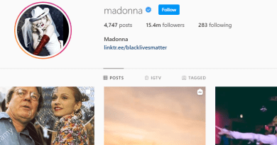 Madonna Spreads Coronavirus Misinformation on Instagram